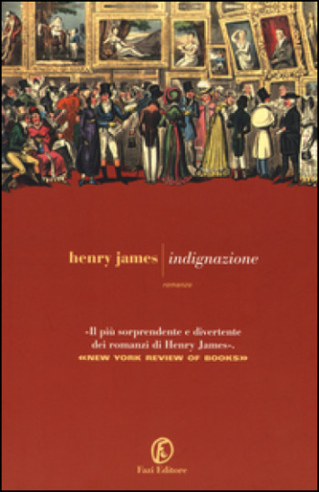 henry james indignazione