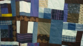tracy chevalier quilt