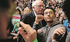 Sanders e i giovani