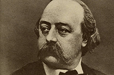Gustave Flaubert 1821 1880 French novelist From the book The Mas