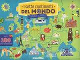 i-sette-continenti-del-mondo-de-agostini