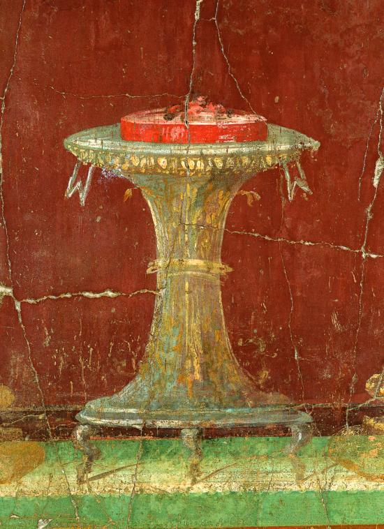 A tavola con i romani antichi dallo spuntino al banchetto for Dolci tradizionali romani
