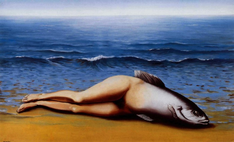 magritte sirena