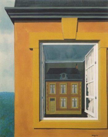 Magritte- finestra