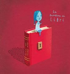 bambina dei libri