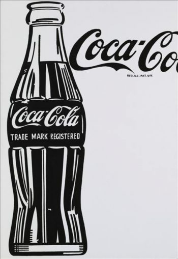 cocacola andy warhol