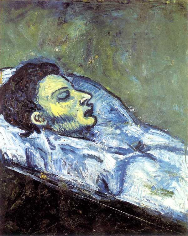 Pablo-Picasso_La-mort-de-Casagemas__1901