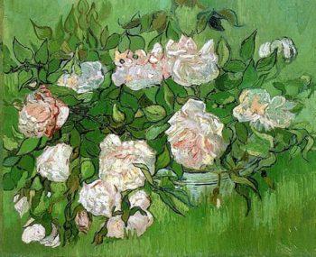 rose van gogh
